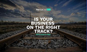 Is Your Business On The Right Track?